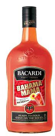 Bacardi Party Drinks Bahama Mama